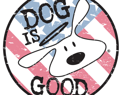 DOG IS GOOD PARTNERS WITH DOGS ON DEPLOYMENT TO SUPPORT ACTIVE MILITARY MEMBERS ON DEPLOYMENT