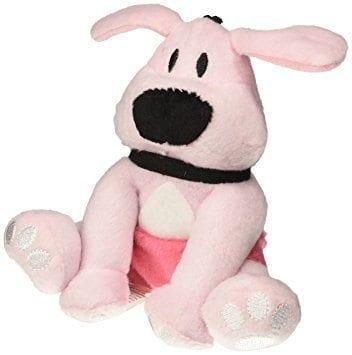 Plush dog toy, bolo toy, dog toy