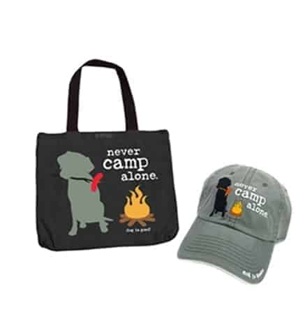 Gift Set: Never Camp Alone