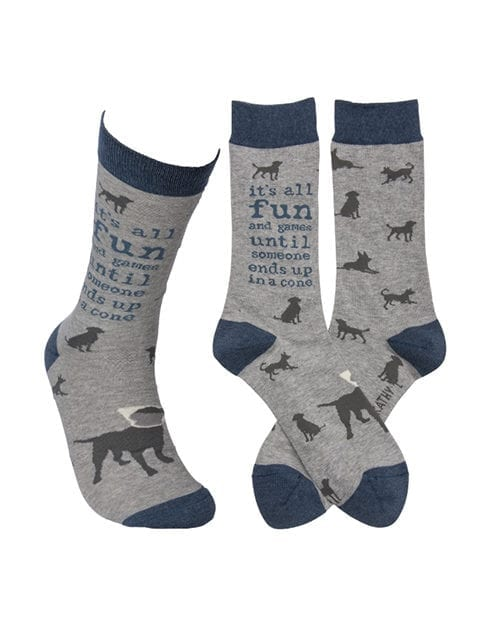 Socks: Fun and Games