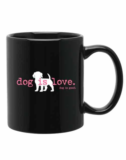 Mug: Dog is Love