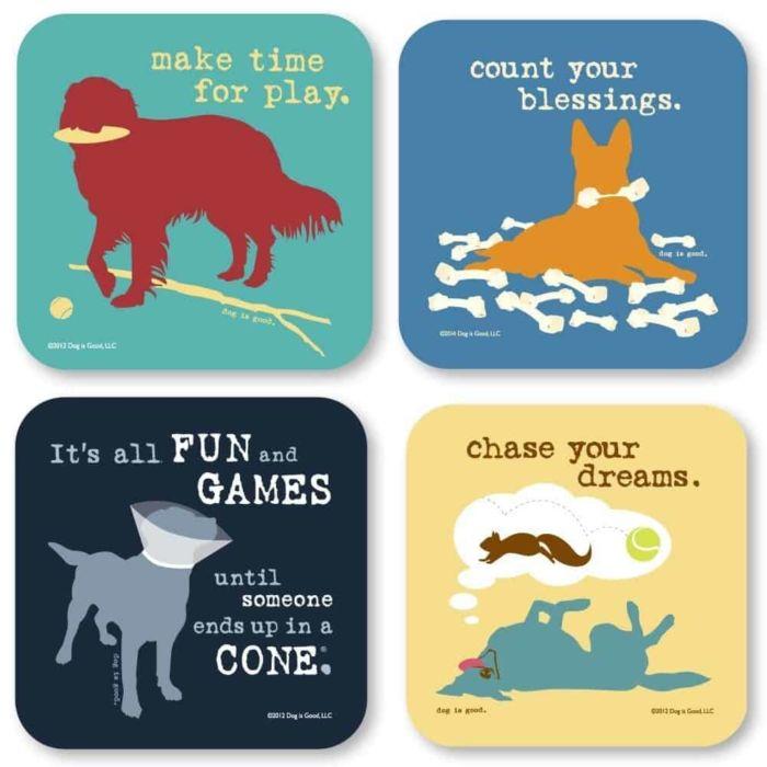 Coaster Set: Inspirational II