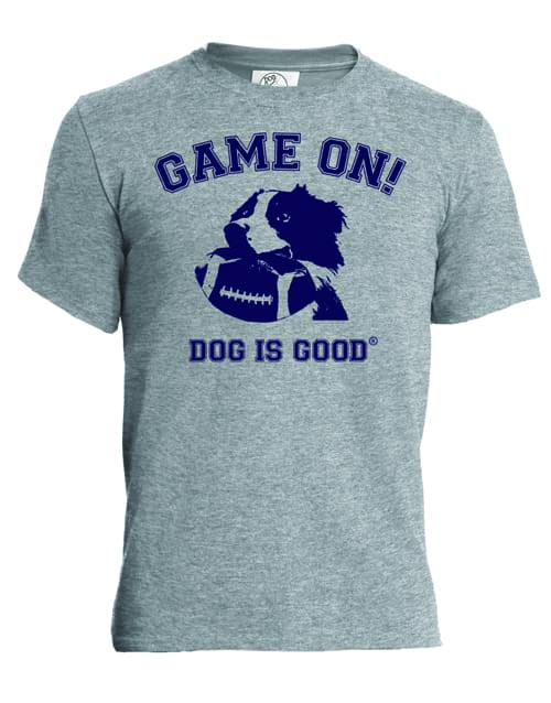 T-shirt: Game On (unisex)