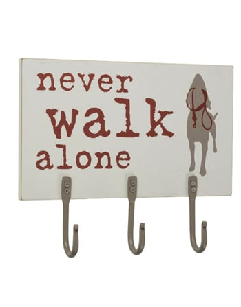 Hook Board: Never Walk Alone