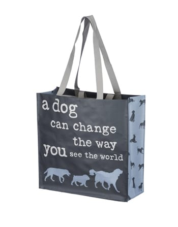 Market Tote: Dog Can Change