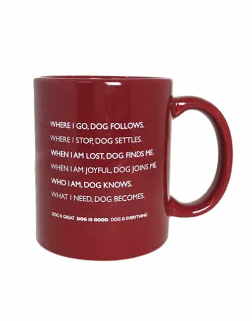 Dog Codependent Mug