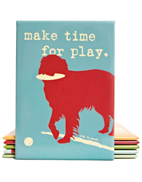 Magnet: Make Time for Play