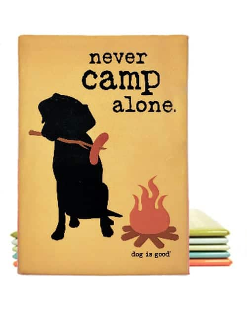 Magnet: Never Camp Alone