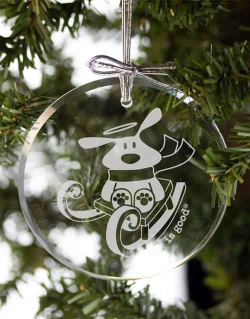 Ornament: Bolo Sled Dog