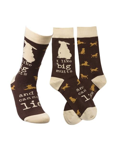 Socks: I Like Big Mutts