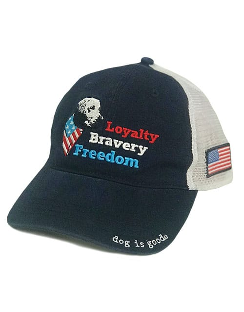 Hat: Freedom Dog