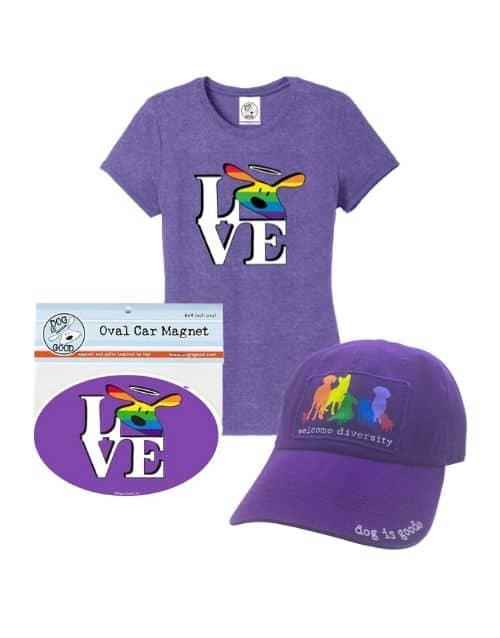 Gift Set: Bolo Love Pride