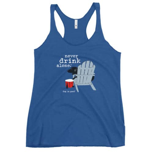 Tank: Never Drink Alone Women's