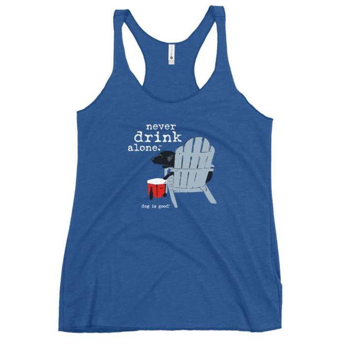 Tank: Never Drink Alone Women's