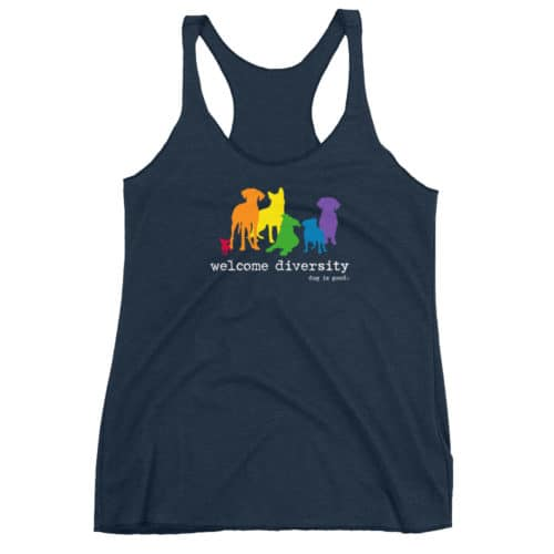 Tank: Welcome Diversity Pride Women's