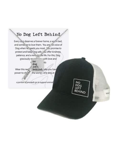 Gift Set: No Dog Left Behind