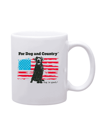 Mug: For Dog and Country