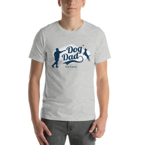 T-Shirt: Dog Dad