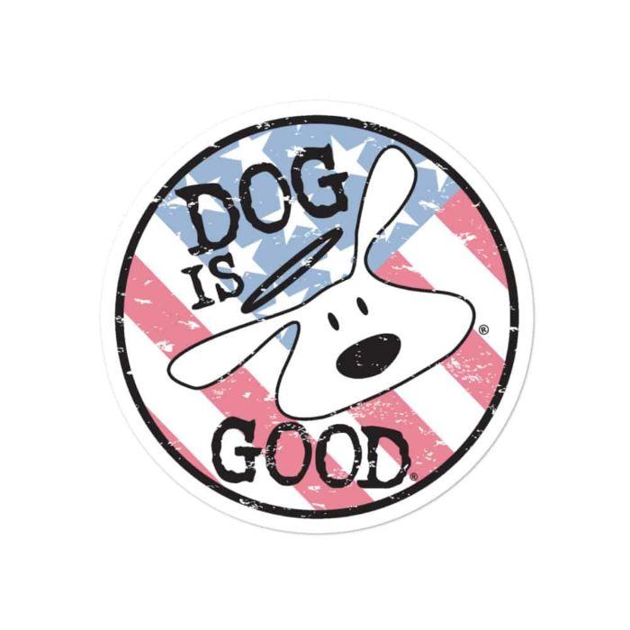 Sticker: Bolo Patriotic