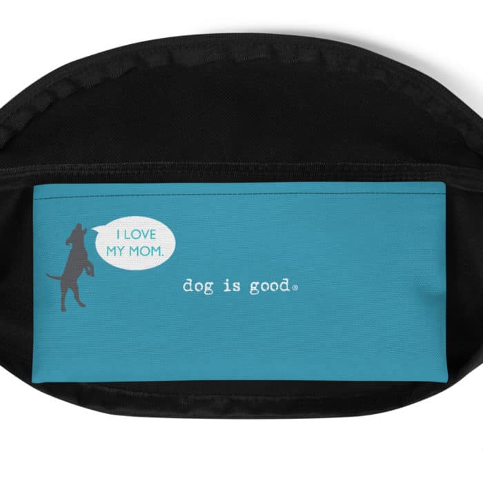 Fanny Pack: Dog Mom, Best Relationship Ever