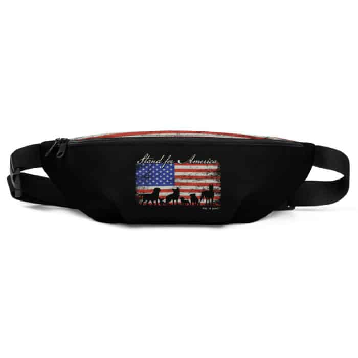 Fanny Pack: Stand For America