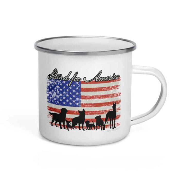 Mug: Stand for America