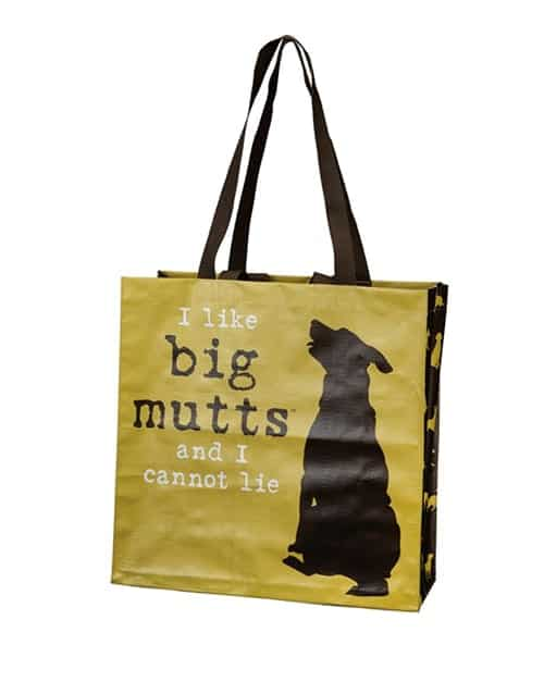 Market Tote: I Like Big Mutts
