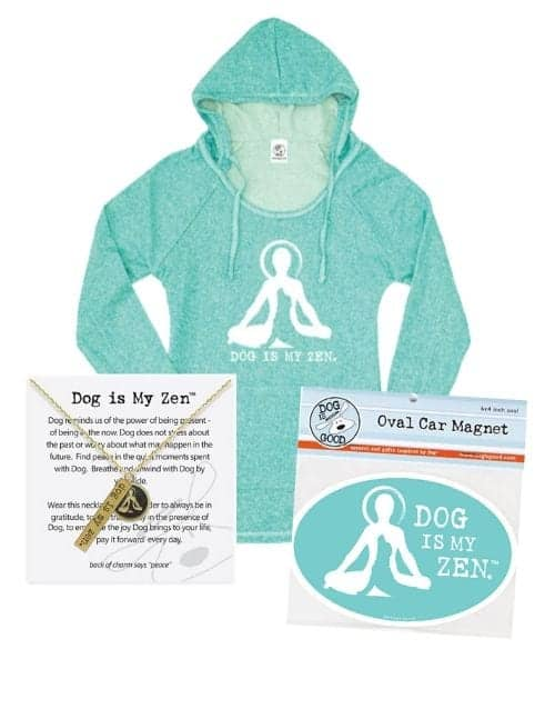 Gift Set: Dog is My Zen