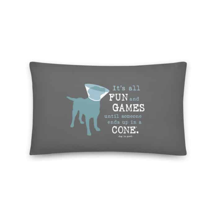Pillow: It's All Fun and Games