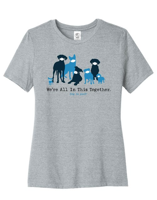 T-Shirt: We're All In This Together (women's)