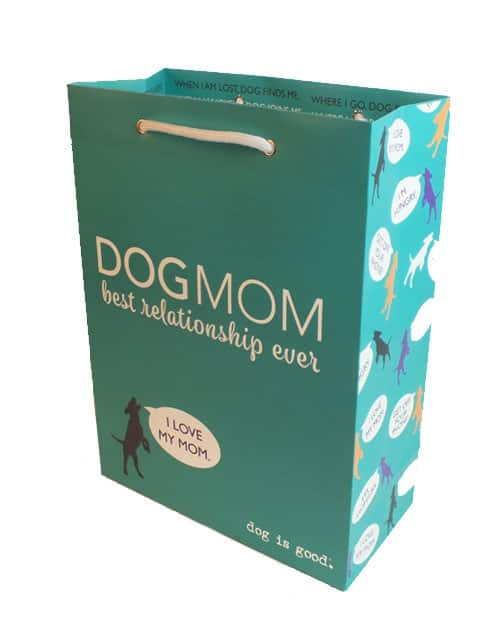 Gift Bag: Dog Mom