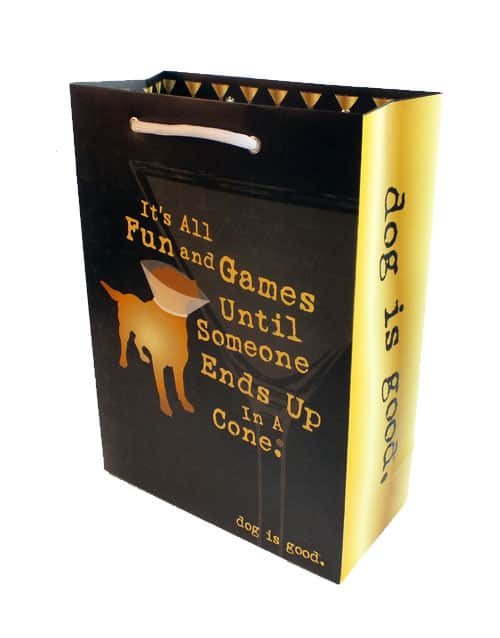 Gift Bag: Fun and Games (New Year)
