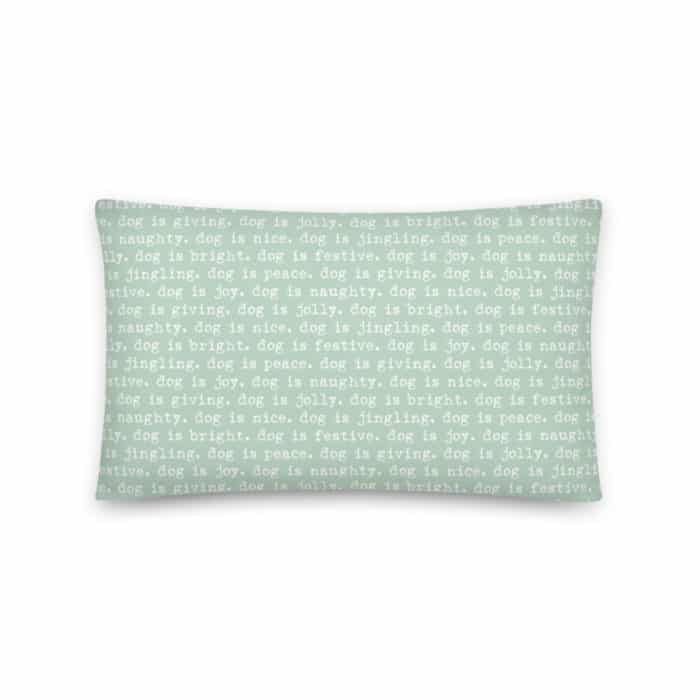 Pillow: Be Good for Goodness Sake