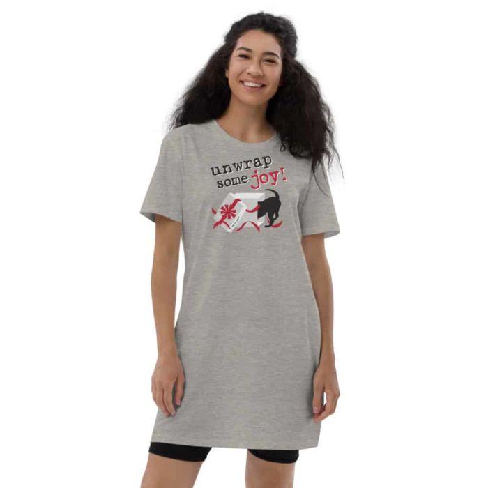 Sleep Shirt: Unwrap Some Joy