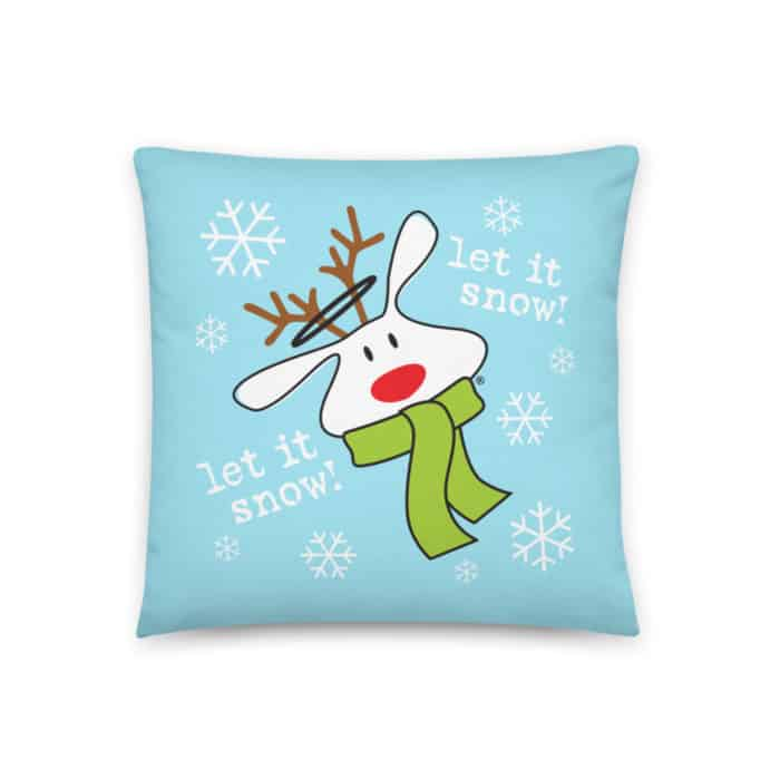 Pillow: Let It Snow