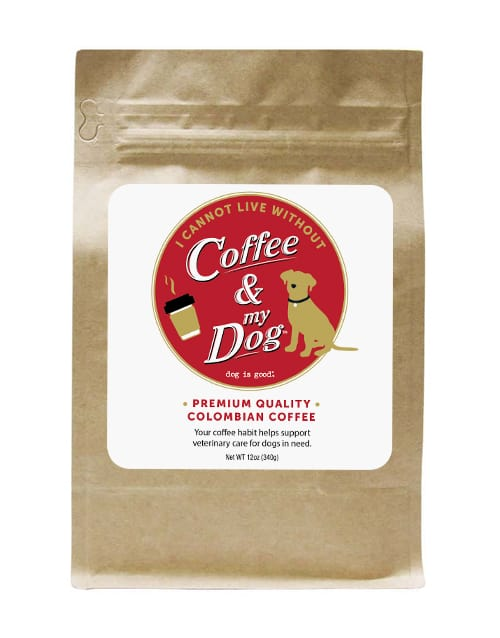 Coffee : 12 oz Premium Whole Bean Coffee