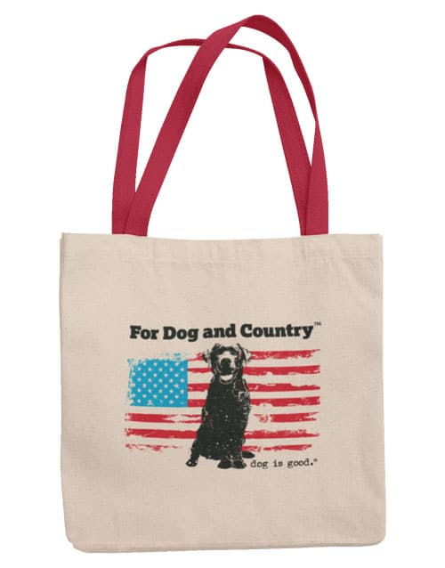 Tote: For Dog and Country