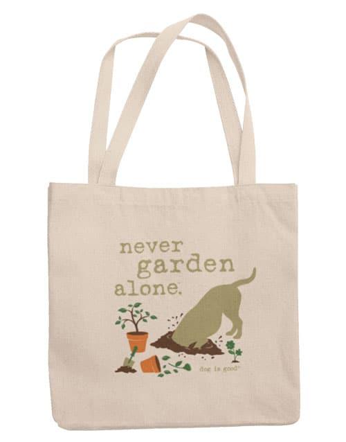 Tote: Never Garden Alone