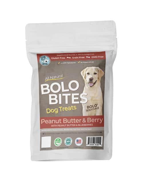 Treats: BOLO Bites Peanut Butter& Berry (10oz)