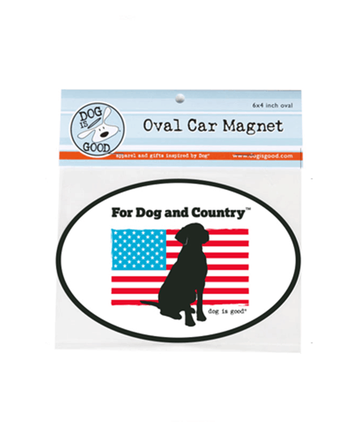 For Dog and Country