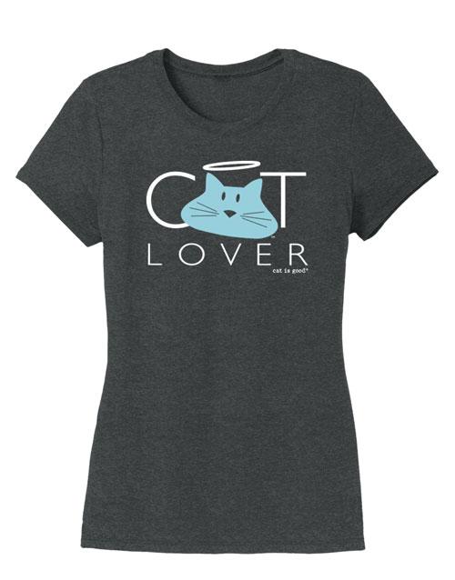 T-shirt: Cat Lover Women's