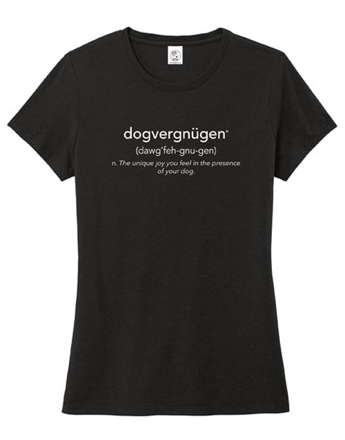 Dogvergnugen (women's, black)