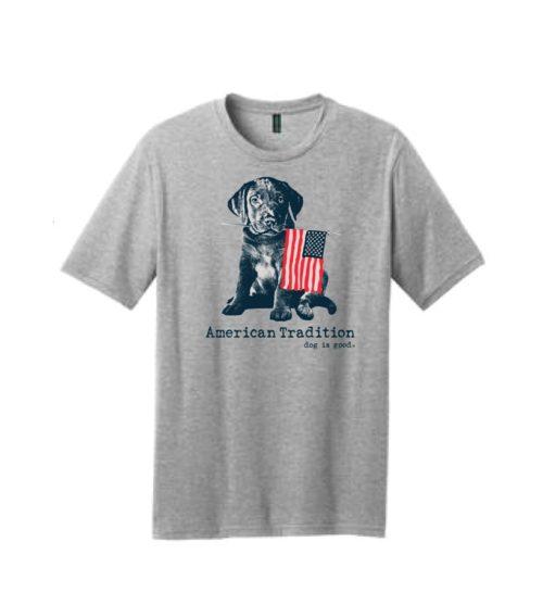T-shirt: American Tradition (unisex)