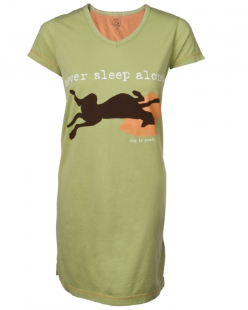 Sleep Shirt: Never Sleep Alone