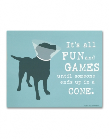 Canvas Wall Art: Fun and Games